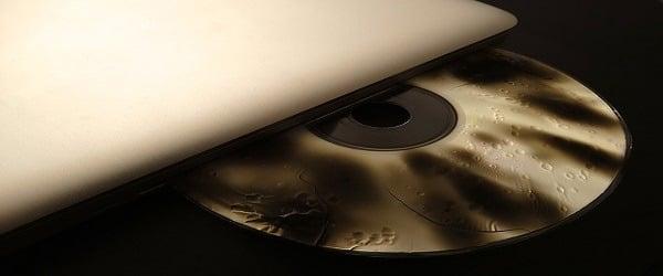 Comment graver un CD – DVD