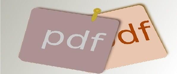 Convertir une page web en PDF