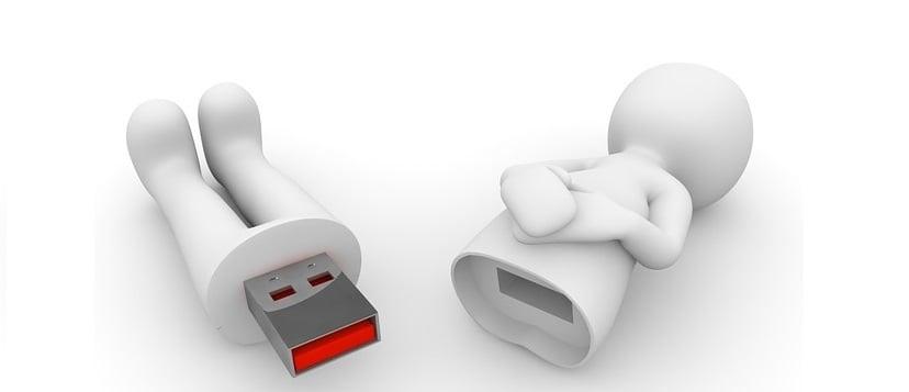 Windows no longer detects your USB sticks, external hard disk….