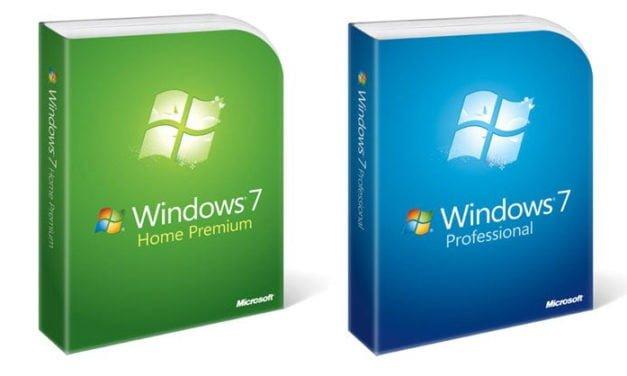 Télécharger les ISO officiels de Windows 7