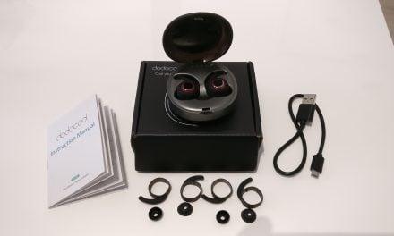 Test : Écouteur True Wireless de chez DODOCOOL