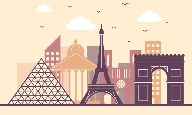 Application Android : Monuments de Paris