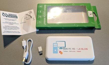 Test : Batterie Mana de chez Global Charger